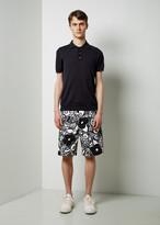 Marni Printed Cotton Shorts