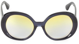 Oliver Peoples 56MM Round Optical Glasses