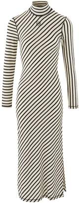 Loewe Long striped dress