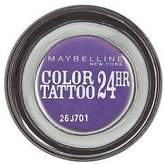 Maybelline Colour Tattoo 24 hour Eyeshadow Endless Purple by