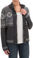 Obermeyer Soraya Cardigan Sweater - Lambswool Blend (For Women)