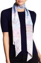 Ted Baker Dreamscape Skinny Scarf