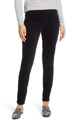 Jag Jeans Maya Pull-On Skinny Velvet Pants