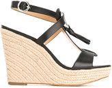 MICHAEL Michael Kors platform sandals - women - Leather/Artificial Leather/rubber - 5