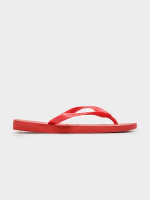 Havaianas Top Thongs in Red