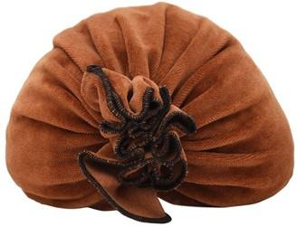 Infantium Victoria Organic Cotton Velvet Hat