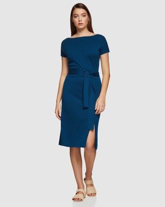 Oxford Maya Knitted Dress