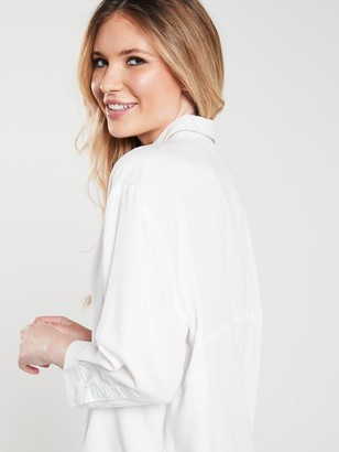 Jack Wills Southcote Soft Casual Shirt - Vintage White