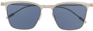 Montblanc Square Frame Sunglasses