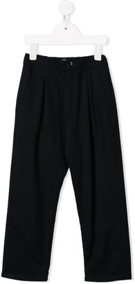 Paolo Pecora Kids relaxed-fit trousers