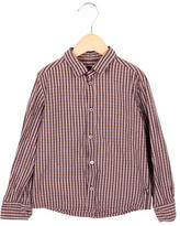 Dolce & Gabbana Boys' Plaid Button-Up Shirt