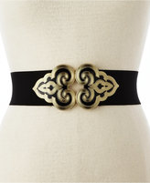 Style&Co. Intricate Buckle Belt