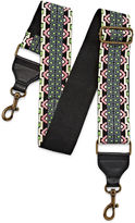 Asstd National Brand Interchangeable Embroidered Bag Strap