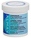 Almay Longwear & Waterproof Eye Makeup Remover Pads Pack of 6
