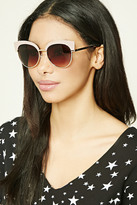 Forever 21 Cat Eye Sunglasses