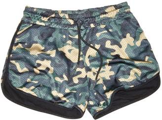 Pyrex Multicolour Cotton Shorts for Women