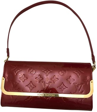 Louis Vuitton Red Patent leather Clutch bags