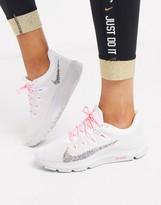Nike Running Quest 2 sneaker in white