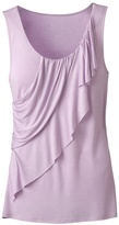 Coldwater Creek Soft ruffle tank