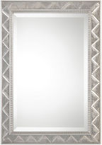 Asstd National Brand Ioway Metallic Silver Wall Mirror