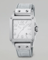 Brera Stella, Stainless Steel Tonal Watch, Silicone Strap