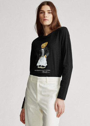 Ralph Lauren Polo Bear Crewneck Shirt