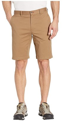 Mountain Khakis Jackson Chino Shorts Slim Fit (Tobacco) Men's Shorts