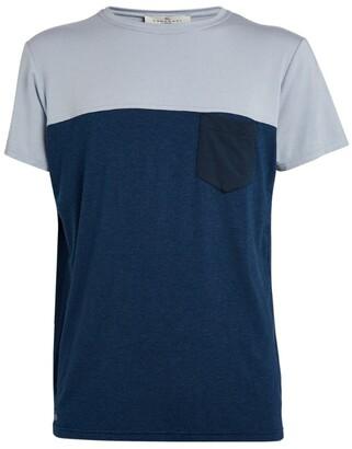 Homebody Colour-Block T-Shirt