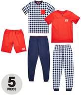 Very Boys Wake Up Awesome Pyjamas