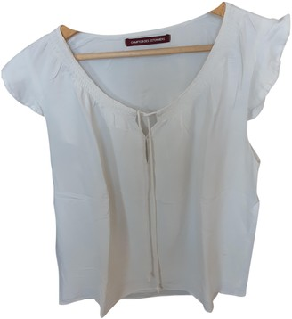 Comptoir des Cotonniers Ecru Top for Women