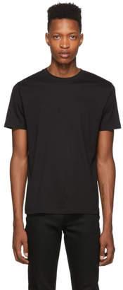 Sunspel Black Riviera T-Shirt