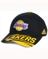 adidas Kids' Los Angeles Lakers Layup Adjustable Cap