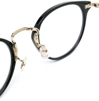 Oliver Peoples Codee round-frame glasses