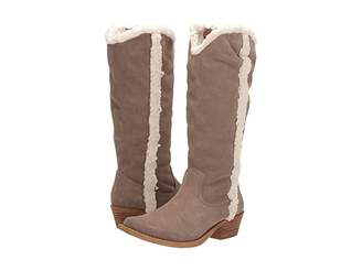 Dingo Jango (Taupe Suede) Women's Boots