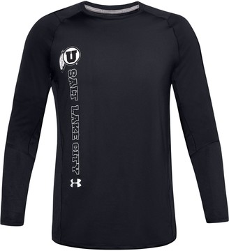 Under Armour Men's UA MK-1 Collegiate Long Sleeve