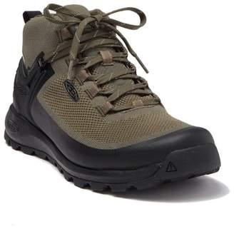 Keen Citizen EVO Mid Waterproof Hiking Sneaker