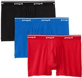 Papi Men's 3-Pack Keyhole Boxer Brief