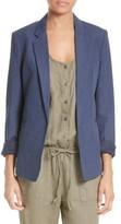 Joie Women's Mehira Linen Blazer