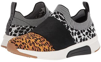 Mark Nason Modern Jogger - Abbe (Leopard) Women's Slip on Shoes