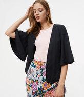 LOFT Petite Summer Kimono Jacket