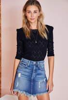 McGuire Izabel High Rise Mini Skirt