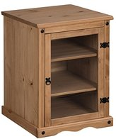 Mercers Furniture Corona Hifi Unit - Pine