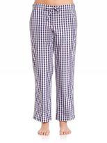Sleepy Jones Marina Large Gingham Pajama Pants