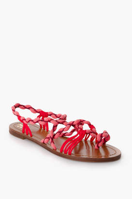 Tory Burch Petunia Pink Paloma Sandal