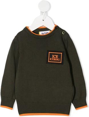 Iceberg Kids Long-Sleeve Sweatshirt