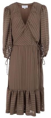 Designers Remix 3/4 length dress