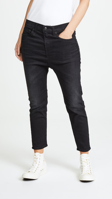 R 13 The Drop Ankle Jeans