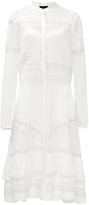 Needle & Thread Victoriana Shirt Dress