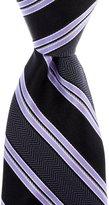 Daniel Cremieux Striped Traditional Tie