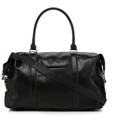 J By Jasper Conran Black Large Holdall Bag